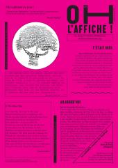 Oh L'Affiche ! #3