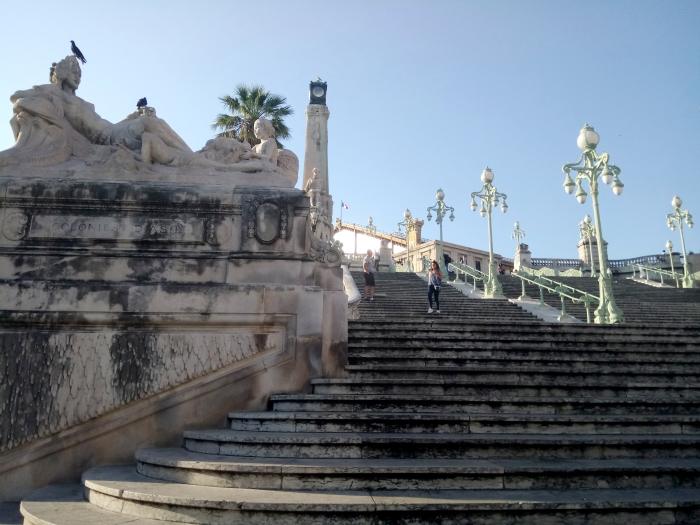 Escaliers St-Charles Yajaira